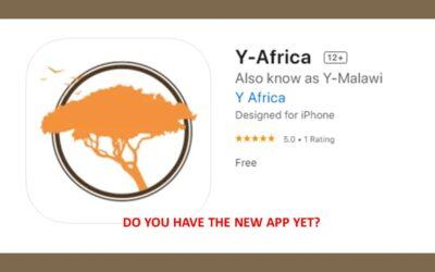 New Y-Malawi App!